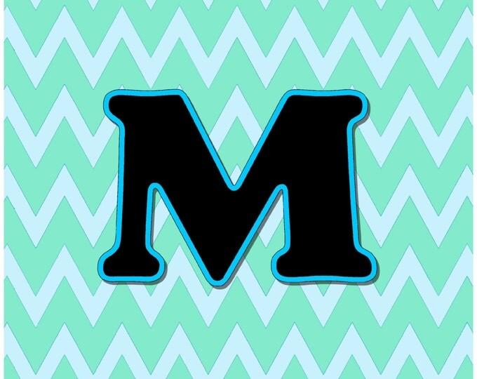 Letter M Digital Download
