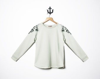 50% off: The Mint Cotton Sweatshirt