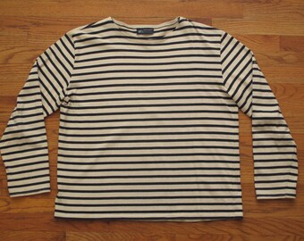mens Saint James breton shirt