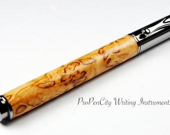 Masur Birch Handcrafted Rollerball Pen