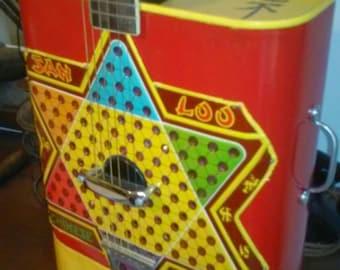 Steel Guitar - Gas Can - Handmade Guitar - lap guitar