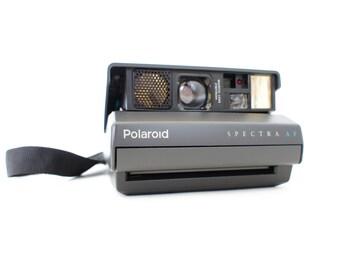 Polaroid Camera Spectra AF w/ Shoulder Strap - Film Tested Working