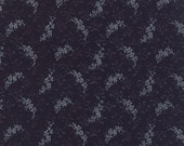 Snowbird by Laundry Basket Quilts - Frozen in Time in Late Night (42170-20) - Moda - 1 Yard
