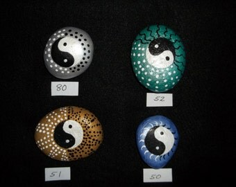 The Ying & Yang collection!  8.00 each