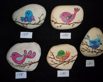 The Folkart Birds!