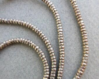 Old African Heishi Beads