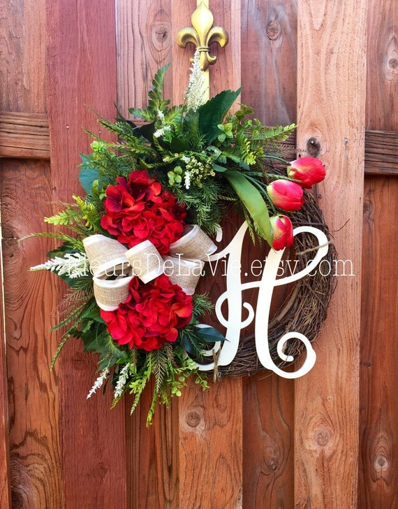 wreaths for front door spring wreath year round wreath front door
