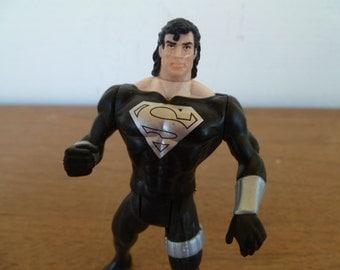 Vintage D C Comic Superman Action Figure 1995