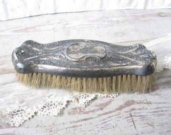 Sterling Silver Vanity Brush