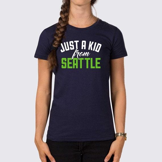 Womens Seahawks Shirts