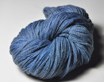 Clouded sky OOAK - Merino/Alpaca/Yak DK Yarn - Winter Edition
