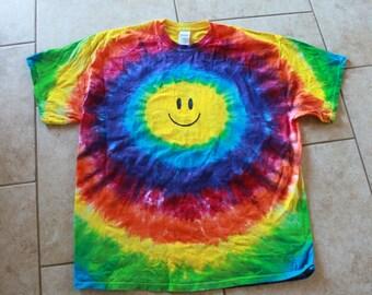 Smiley Face Tee shirt size XXL