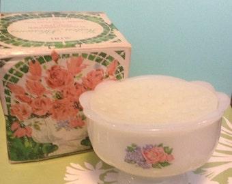 Vintage AVON,  Hostess Blossoms, Flower Arranger, Soap Dish