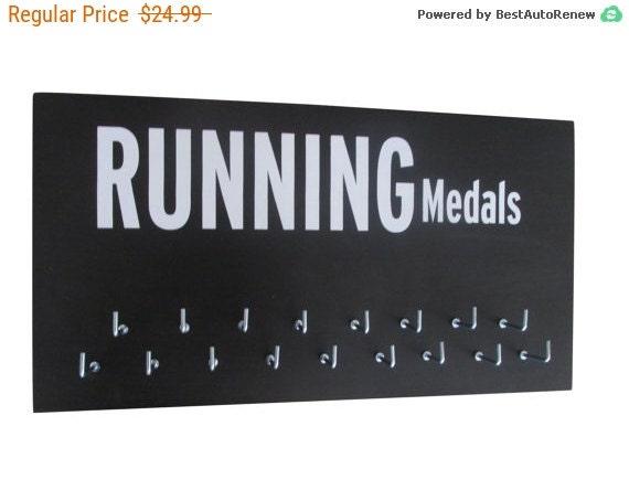 Running Medals display Rack / medals holder