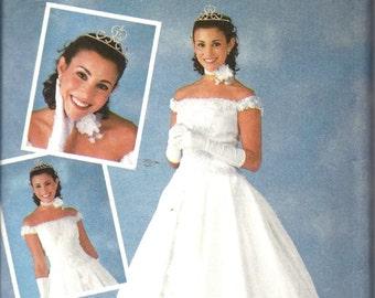 Wedding dress pattern plus size | Etsy