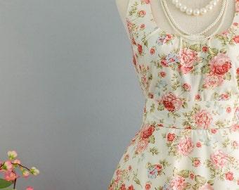 SALE Pale yellow dress floral dress cream party dress yellow prom dress floral sundress pale yellow bridesmaid dresses