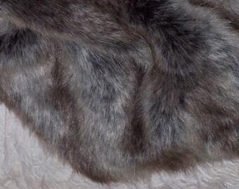 Wild Hedgehog Faux Fur Amazing Luxury . . . .Limited Edition