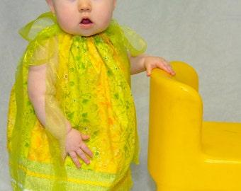 Summer Pillowcase dress