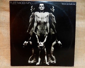 Fleetwood Mac - Heros are Hard to Find - 1974 Vintage Vinyl Record Album