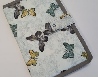 Bi-fold 1/2 Page Pattern Holder in Jaded Butterfly