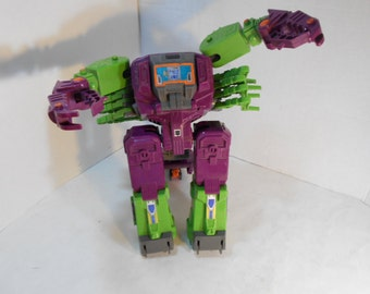 Transformers G1  Scorponok BODY Decepticon Loose No Accessories Hasbro Takara 1986