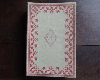 Vintage English Hardback Book Tales From Shakespeare Charles & Mary Lamb circa 1920's / English Shop
