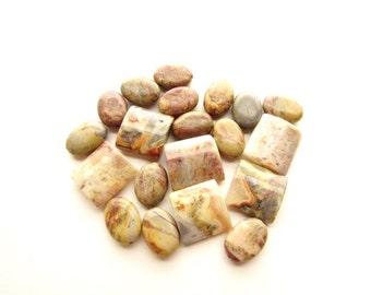 Brecciated Jasper Beads - Brecciated Focal