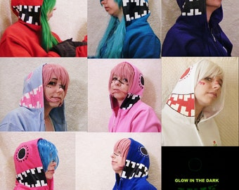 COMMISSION Vocaloid Matryoshka Cosplay Hoodie Luka Kaito Gumi Ghost