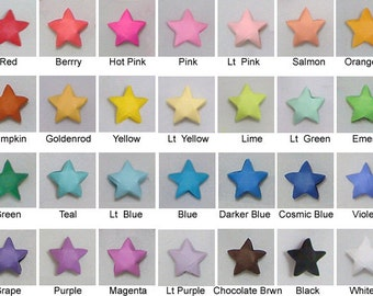 Lucky Stars (100): You Pick Colors