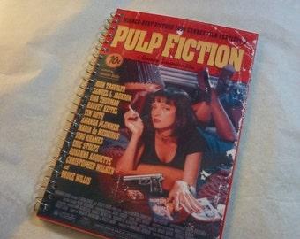 SUMMER SALE Pulp Fiction pocket memo book