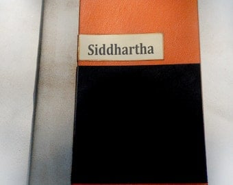 SIDDHARTHA by Hermann Hesse journey of self discovery
