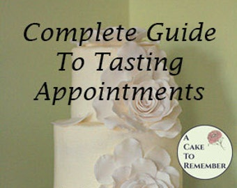 Complete Guide To Tasting Appointments e-class--- PDF downloadable file and worksheets