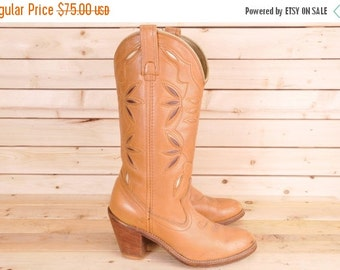30% OFF Cowboy Boots By  Dingos Size 7  Woman's