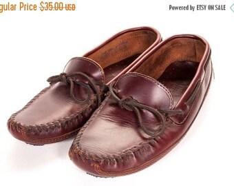 30% OFF MINNETONKA Driving Shoes Men's Size 10 .5
