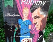 1968 Strategy Rummy Fine Edition Game.  Vintage Milton Bradley.  Y-207