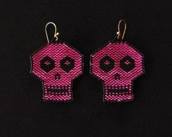 Calaca Earrings
