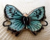 Medium Butterfly Bracelet Connector #24