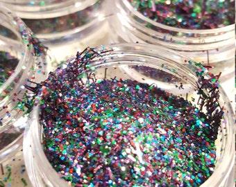 omfg glitter mix pot