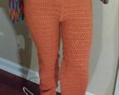 2015 Handmade Crochet Leggings/Tights Only...CUSTOM ORDER Available