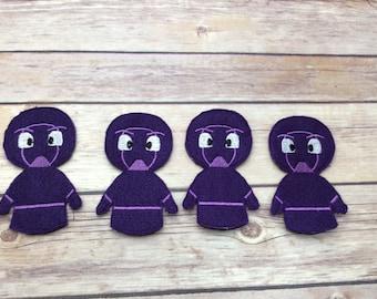Pj Mask Finger Puppets Add On Ninjalinos