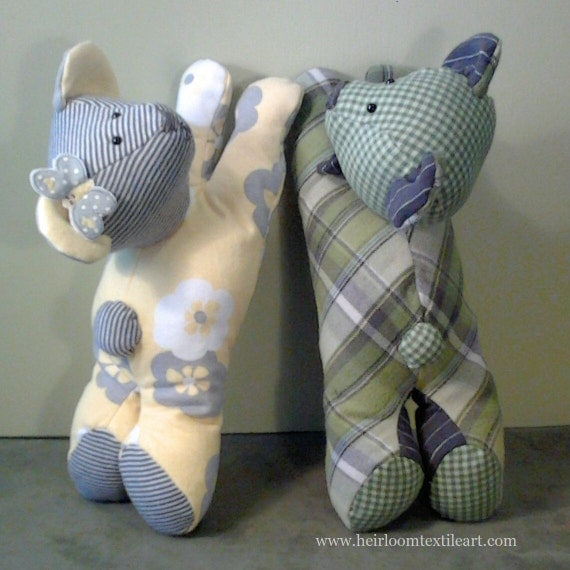 Keepsake stuffed teddy bear keepsake animal by