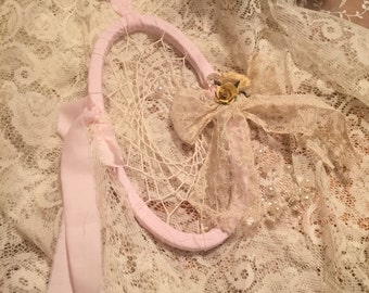 Shabby chic dream catcher
