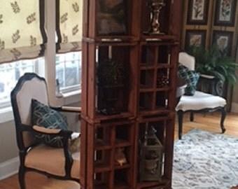 Wooden Crates - Bookshelves