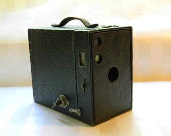 CAMERA, Kodak No. 2A, Brownie Camera