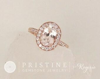 Diamond Halo Vintage Style Engagement Ring Semi-Mount, Main Gemstone Sold Separately