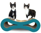Scratchy Paws Turquoise Cat Scratcher