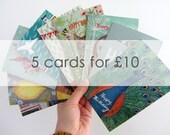 5 Cards Of Your Choice Offer