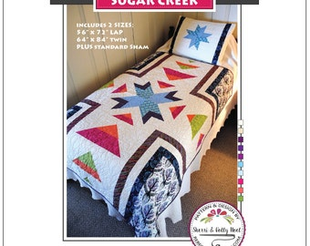 Sugar Creek Quilt Pattern