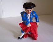 Toreador Figurine