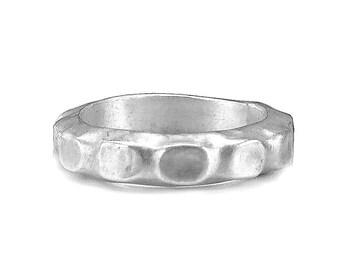 Men ring, Men silver Ring, Man ring, Chunky silver ring, Male ring, Unique silver ring, Male silver ring, Mens modern ring, silver ring band